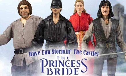 The Princess Bride Action Figures From McFarlane Toys