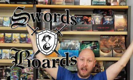 Game Store spotlight: Swords & Boards
